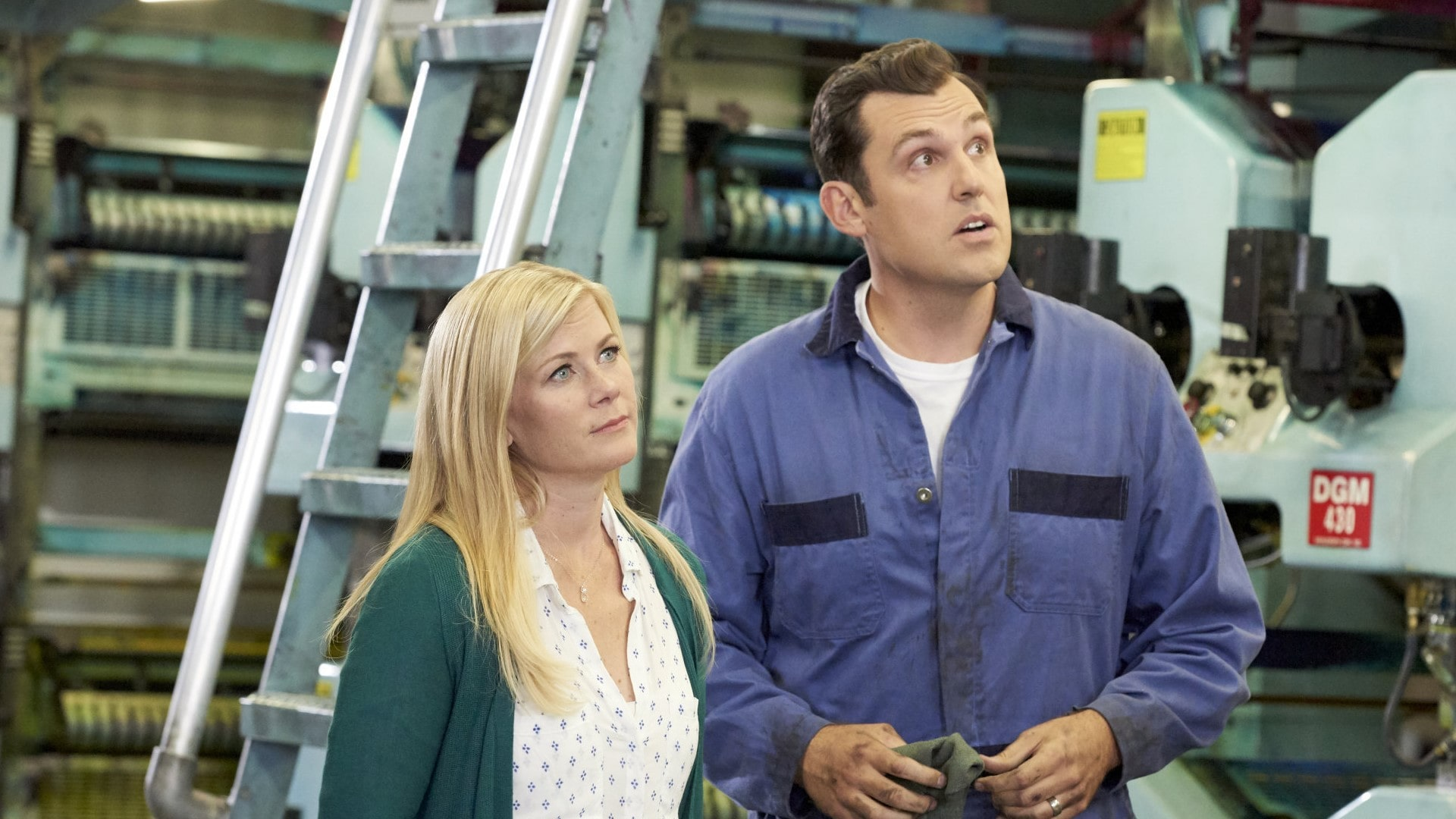 Alison Sweeney Oops the chronicle mysteries: the wrong man - best movies & tv